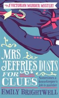 UK MRS JEFFRIES DUSTS FOR CLUES