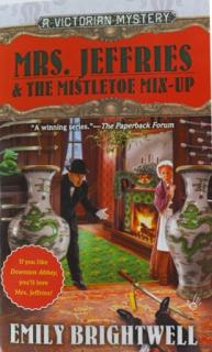 Mistletoe Mix-up Paperback edition version