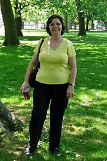 Emily Brightwell - Author in London - 2005