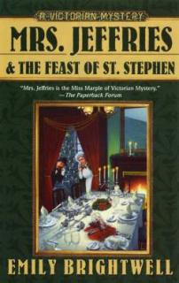 Mrs Jeffries and the Feast of St. Stephen